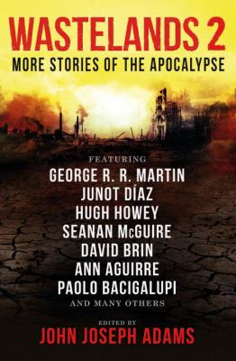 cover of Wastelands 2: More Stories of the Apocalypse