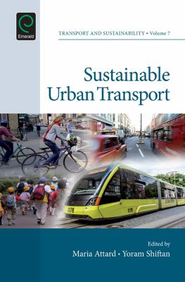 Sustainable Urban Transport cover