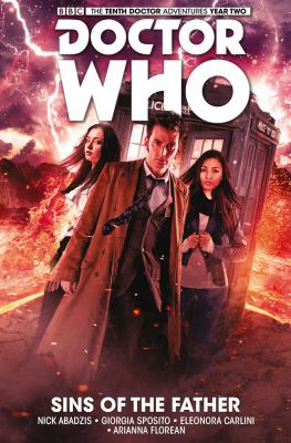 cover of Doctor Who the Tenth Doctor : Sins of the Father