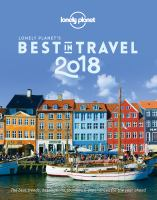 Cover art for Best Travel in 2018
