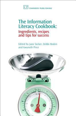 Cover Image: The Information Literacy Cookbook