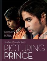 Cover Art for Picturing Prince
