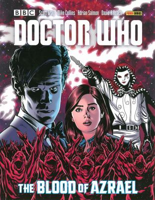 cover of Doctor Who: The Blood of Azrael