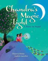 Cover art for Chandra's Magic Light