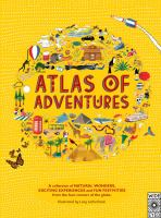 Cover art for Atlas of Adventures