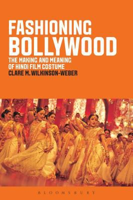 book cover of Fashioning Bollywood