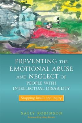 Book-Preventing the emotional abuse and neglect of people with intellectual disability