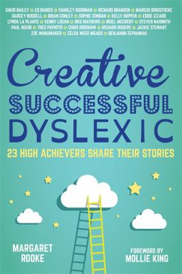 Creative Successful Dyslexic cover image for book
