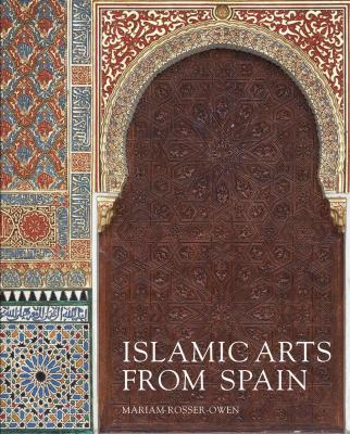 Islamic Arts from Spain book cover