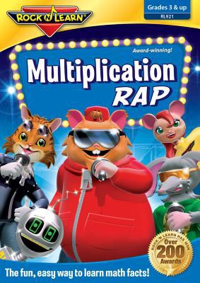 cover photo: Multiplication Rap