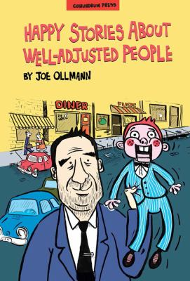 cover of Happy Stories about Well-Adjusted People