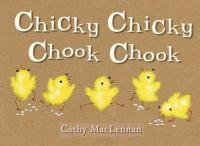 cover of Chicky Chicky Chook Chook