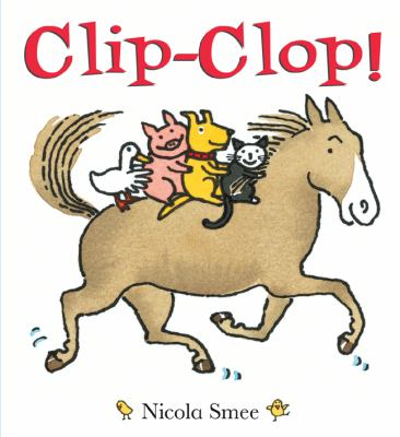 Cover image for Clip-clop