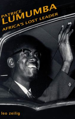 Patrice Lumumba book cover art