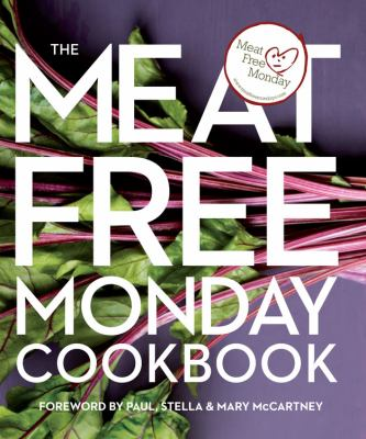 Cover image for The meat free Monday cookbook 
