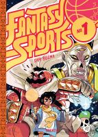 Cover art for Fantasy Sports by Sam Bosma