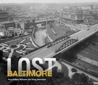 Lost Baltimore cover art