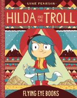 Book cover of Hilda and the Troll