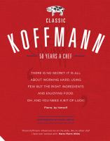 Cover art for Classic Koffman