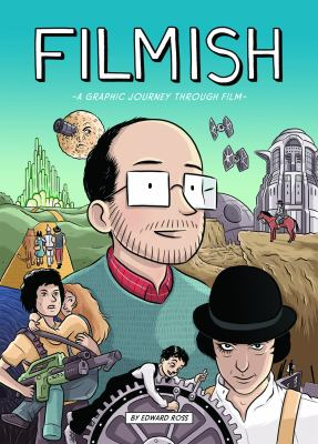 cover of Filmish: A Graphic Journey Through Film