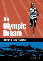 Cover Art for An Olympic Dream