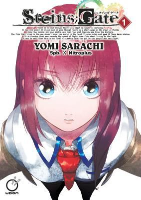 cover of Steins;Gate 1
