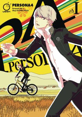 cover of Persona 4 1