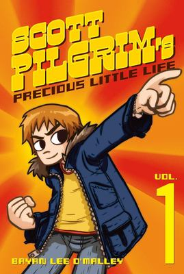 Scott Pilgrim Vol 1-3 Bundle