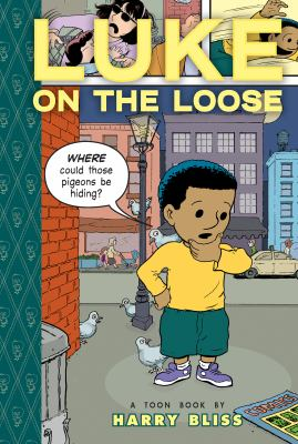 Cover image for Luke on the loose
