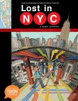 Cover art for Lost in NYC