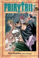 Fairy Tail 15 by Mashima, Hiro © 2011 (Added: 4/13/16)