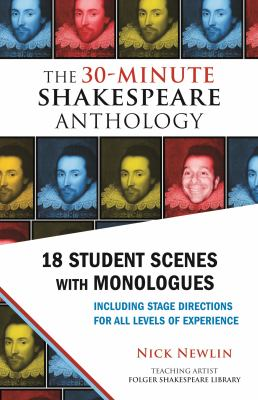 cover of The 30 Minute Shakespeare Anthology