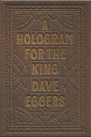 Cover art for A Hologram for the King