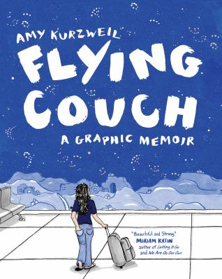 cover of Flying Couch: A Graphic Memoir