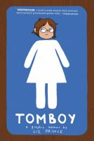 Cover art for Tomboy