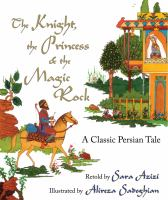 Cover art for The Knight, the Princess and the Magic Rock