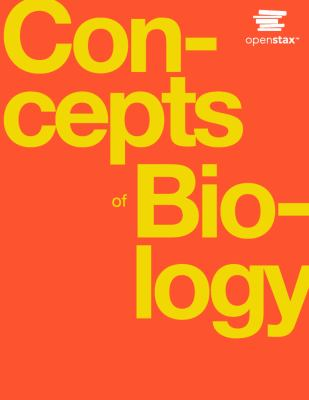 Cover Image: Concepts of Biology
