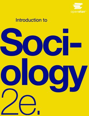 Cover Image: Introduction to Sociology 2e