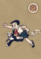 The Mysterious Underground Men by Tezuka, Osamu © 2013 (Added: 4/27/16)