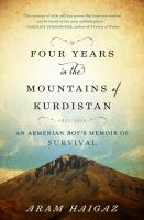Cover art for Four Years in the Mountains of Kurdistan