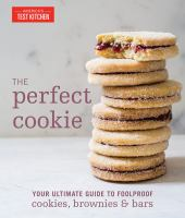Cover art for The Perfect Cookie