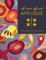 Appliquâe by Glass, Alison © 2014 (Added: 3/2/15)