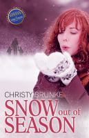 Snow Out Of Season by Brunke, Christy © 2015 (Added: 2/8/16)