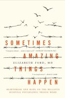 Cover art for Sometimes Amazing Things Happen