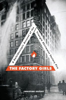 The Triangle Shirtwaist Factory Girls Book Cover