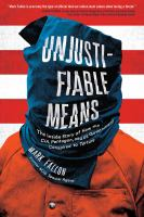 Cover art for Unjustifiable Means