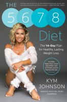Cover art for The 5-6-7-8 Diet