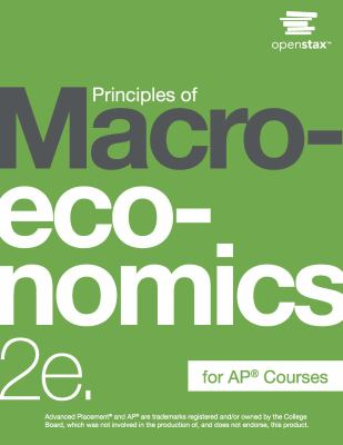 Cover Image: Principles of Macroeconomics for AP® Courses