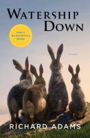 Watership Down by Richard Adams (book cover)