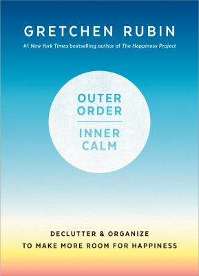 Cover image for Outer order, inner calm